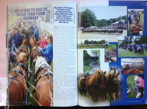 EUROPA, Miniature Horse Magazin